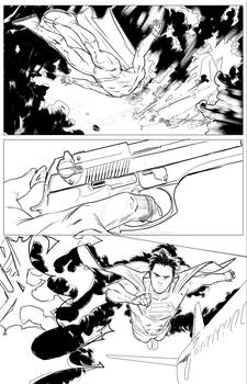 Superman by odioaguy01