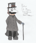 Plague Dr. Mario by GSVProductions