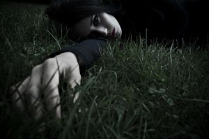 She took a long cold look at me_2010_059 by Angel-Thanatos