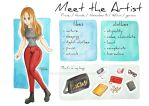 ~ Meet the Artist ~ by AyoraPics
