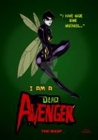IAMADEADAVENGER-WASP-The Boo by THE-Darcsyde