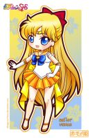 Sailor Moon Super S - Sailor Venus by Akage-no-Hime