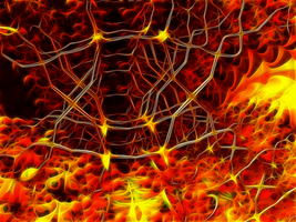 Neural network by PhotoComix2