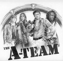 SGA The A Team by Trigar