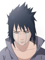 Sasuke Crying by Coelhao95