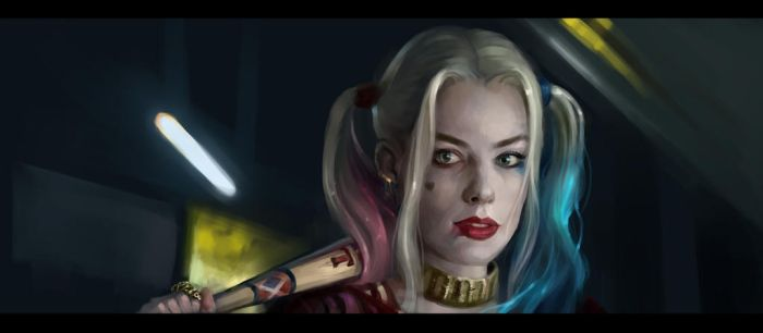 Harley suicide Squad by SalamanDra-S