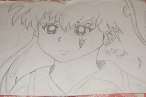 Kagome by Tha MaJestic Artist by ThaMaJesticArtist