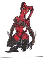 Darth Talon by ChrisOzFulton