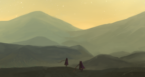 Journey_Twilight valley by Kasimova
