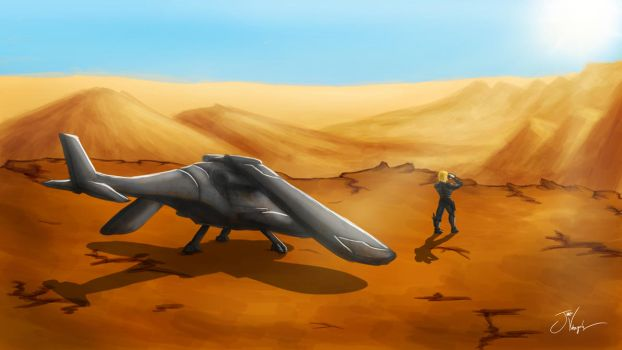Arrakis by Stag-Cavaliere