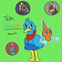 PMD-E: Team Oddsquad Mission 6 Cover by Tokiball12345