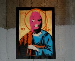Pussy Riot Icon by 42TBA