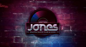 Jones logo by vsMJ