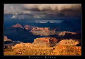 """Grand Canyon. """"Storm Coming"""" by sergey1984"""