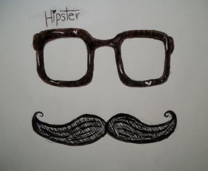 Hipster by poisonrose425