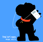iPod: Brian Doggie Style by LeeRoberts