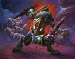 WorgenRogue by AlexHorley