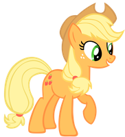 Vector Applejack by Kyss.S by KyssS90