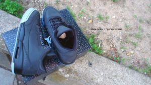 Air Jordan 5LAB3 Black by BBoyKai91