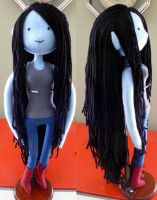 Marceline Doll by nezcabob