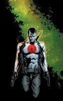 BloodShot cover by angryf