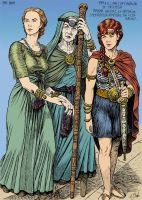 Amazon Empire Foundresses by borba