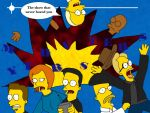 Mythbusters Simpsons Style by finalverdict