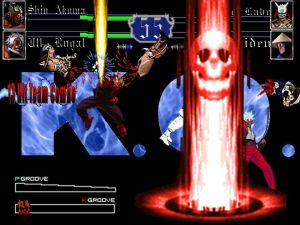 Capcom/ SNK vs Mortal Kombat Screenshot 2