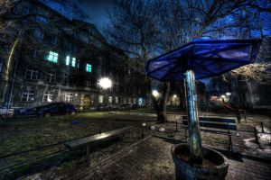 Sikorskiego Square by kubica