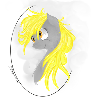 Derpy by PaintingStrides