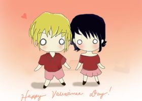 Jasper and Alice Valentines by sasuke-girl-xoxo