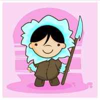 Little Boy Eskimo by SquidPig