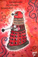 Dalek | Doctor Who by Tressytc