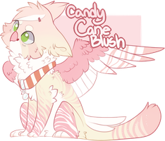 Candy Cane Blush Owline Auction AB added by Prince-Fenick