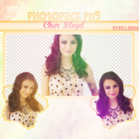 Cher Lloyd Png Pack by Bellarrina