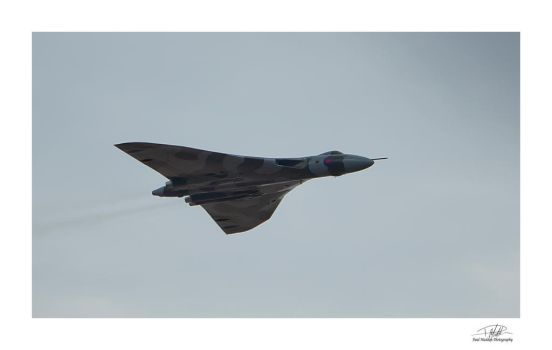 Vulcan Bomber - Southport Air Show 2012 by Paul-Madden