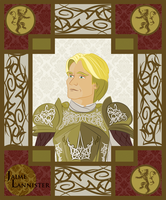 Jaime Lannister by smallsqueaktoy