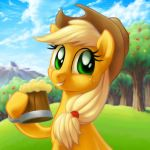 Cheers~ by verulence
