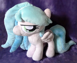 Drizzle :Plushie: by AppleDew