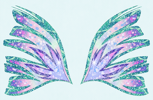 Calixte's Sirenix Wings by PrettieAngel