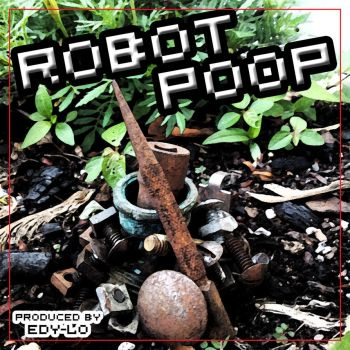 Robot Poop by edylo