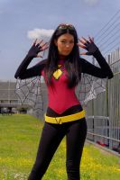Spider Woman 01 by KillerGio