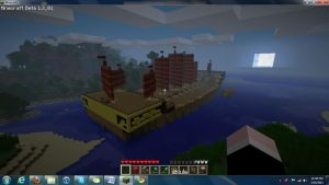 Super Junk in Minecraft by dracorotor