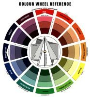 Free Pocket Colour Wheel by ElsonWong