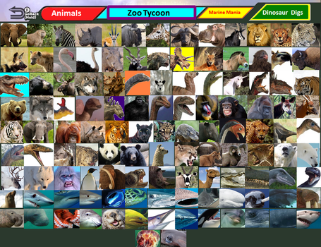 Zoo Tycoon: Complete Collection All Star Mode! by ExoticMaster83