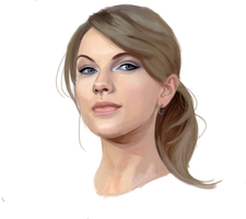 Taylor Swift by CamptainAmerica