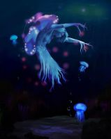 Deep Sea Dancer by imagineccentricity