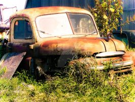 Old Dodge by tjsviews