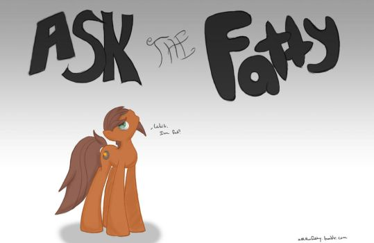 Ask the Me by AFeralFatty