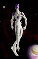 Frieza  Small Copy by Damion009